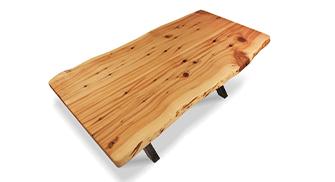 Naturplatten & Tische