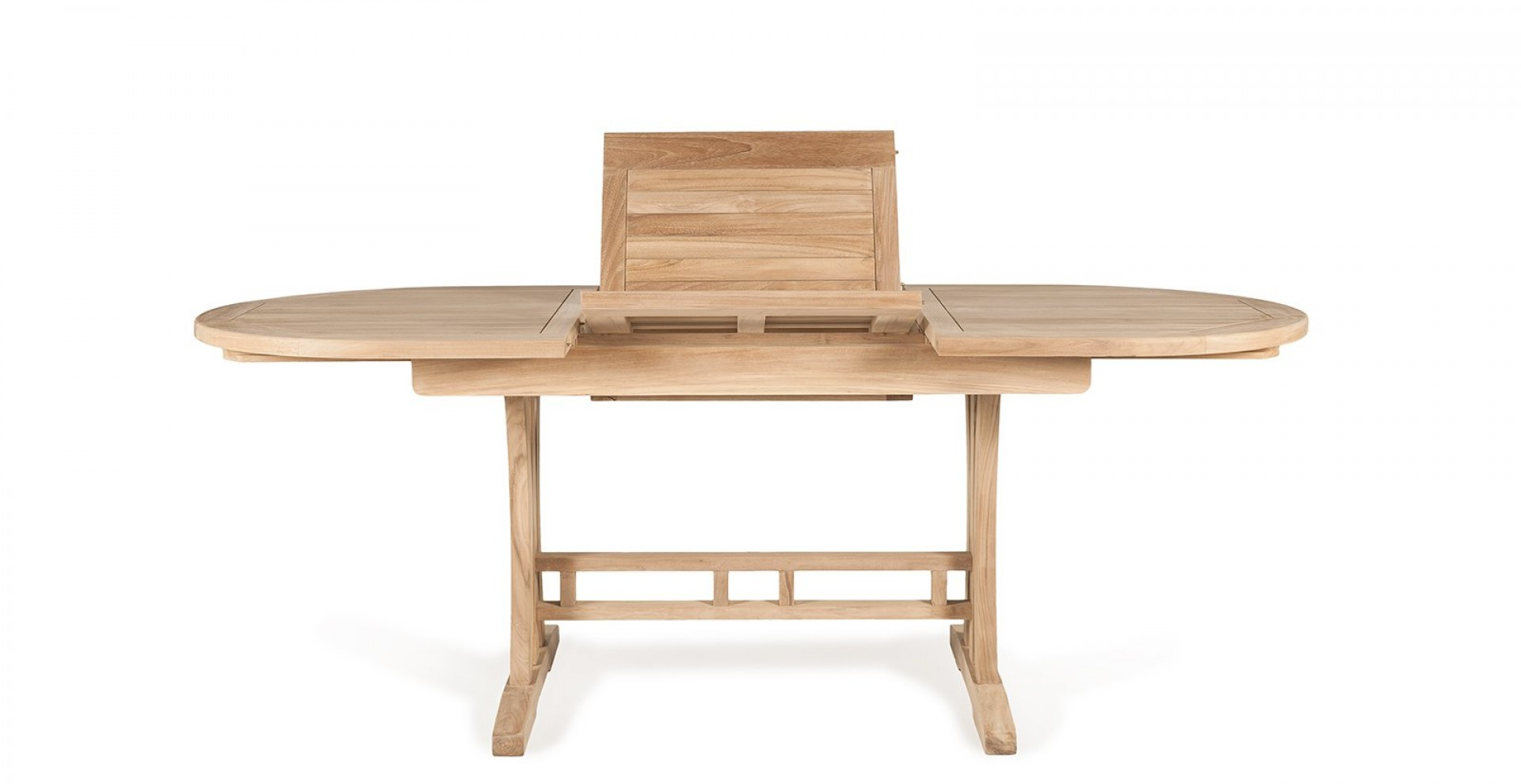 tisch exel oval ausziehbar. Black Bedroom Furniture Sets. Home Design Ideas
