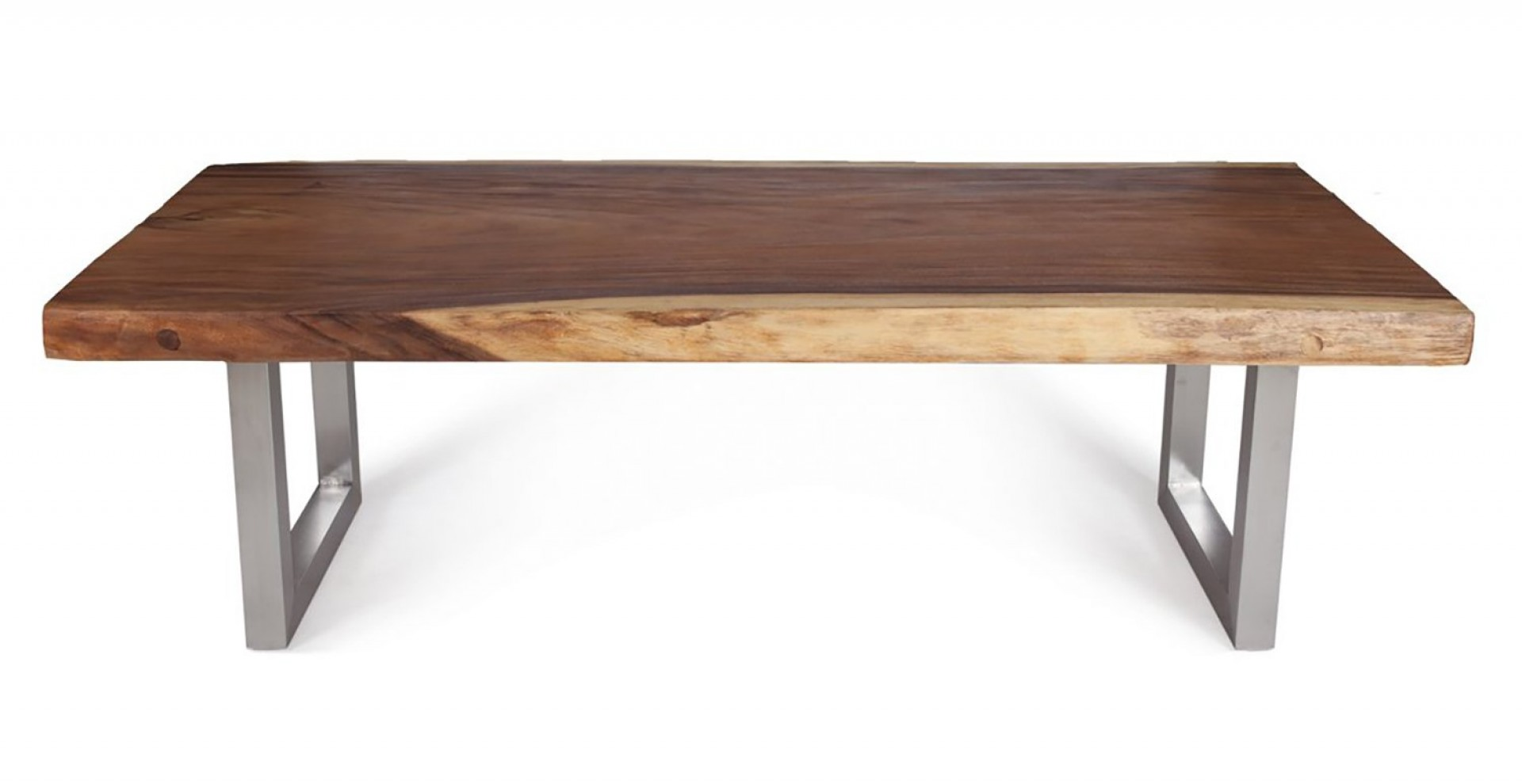 tisch baumstamm platte cheap baumtisch liveedge x akazie natur platte cm gestell massiv with. Black Bedroom Furniture Sets. Home Design Ideas