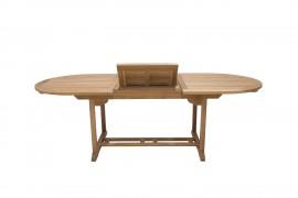 Tisch Royal  Oval Ausziehbar