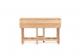 Tisch Gateleg Rechteckig