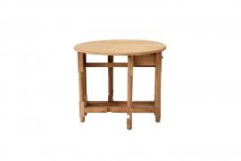 Tisch Gateleg Oval