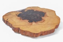 Couchtisch Platte Wildesche-Epoxidharz- Typ-3