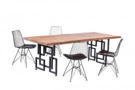 Tisch Samara Kastanienholz