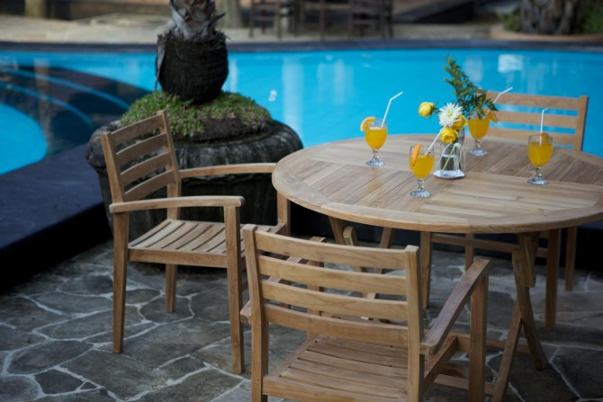 Terrassenmöbel Set
