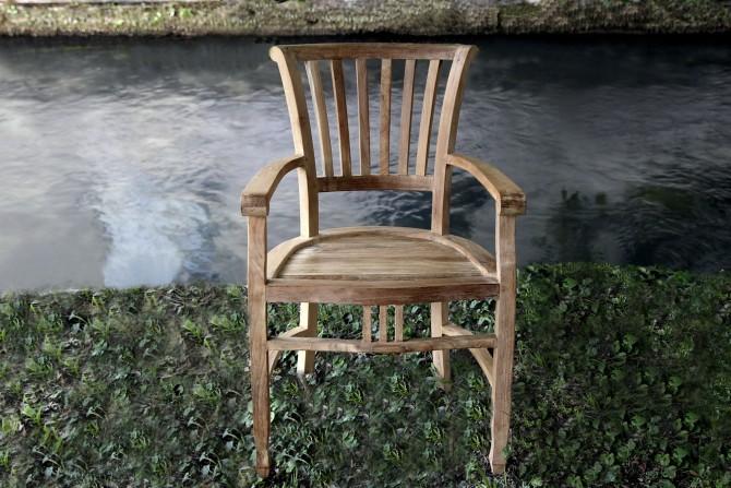 Massivholz Stuhl günstig