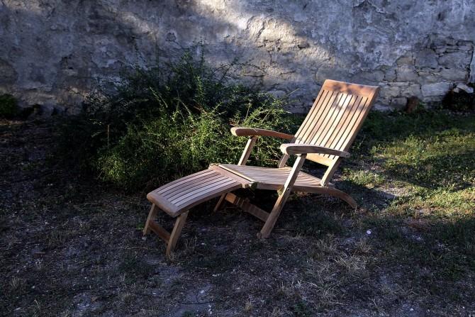 Garten liegestuhl beständig
