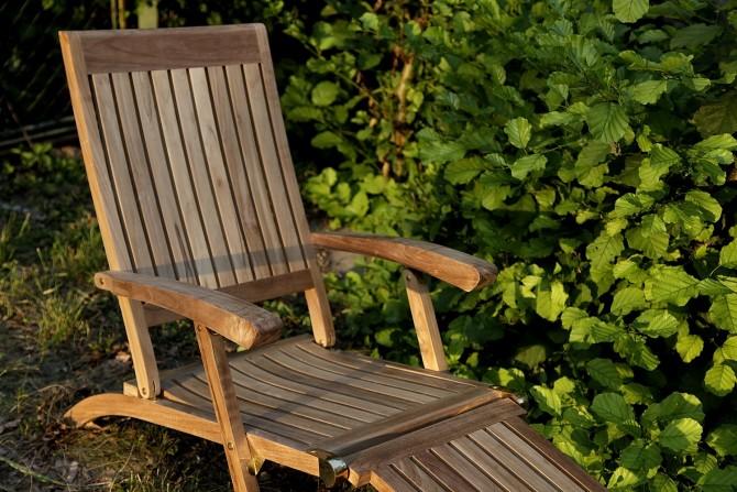 Liegestuhl Bella  Deckchair