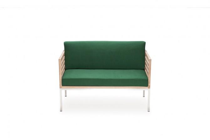 Grüne Sitzbank günstig