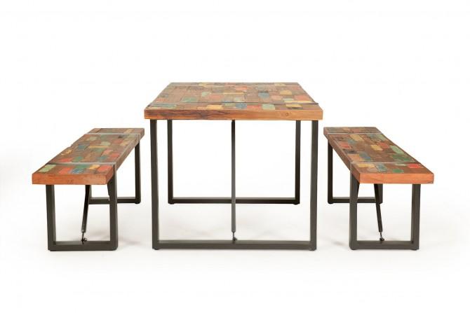 Vollholzmöbel Set kaufen