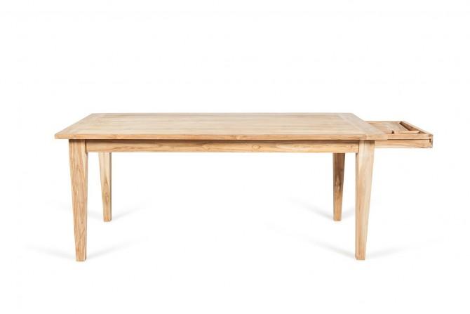 Massivholztisch ausziehbar nach Maß