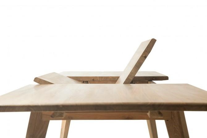 Ausziehbarer Teak Tisch Wien