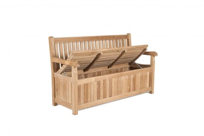 banktruhe sitzen und lagern. Black Bedroom Furniture Sets. Home Design Ideas