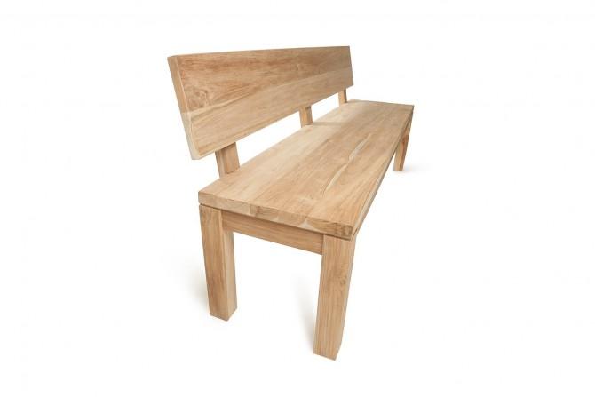 Sitzbank Holz
