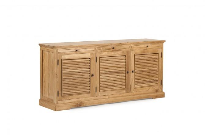 outdoor,gartenmöbel,gartenbox,auflage box, anrichte,wetterfest,teakholz