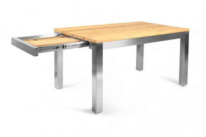 Ausziehbarer Tisch robust