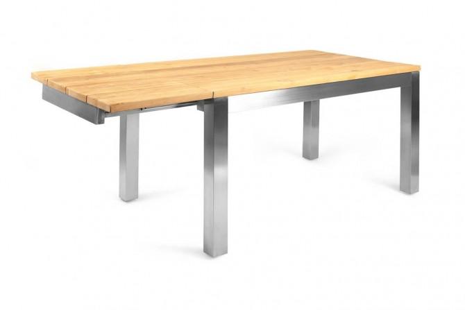 Ausziehbarer Tisch beständig