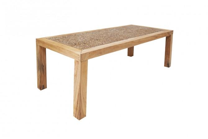 Teakholz Tisch günstig kaufen