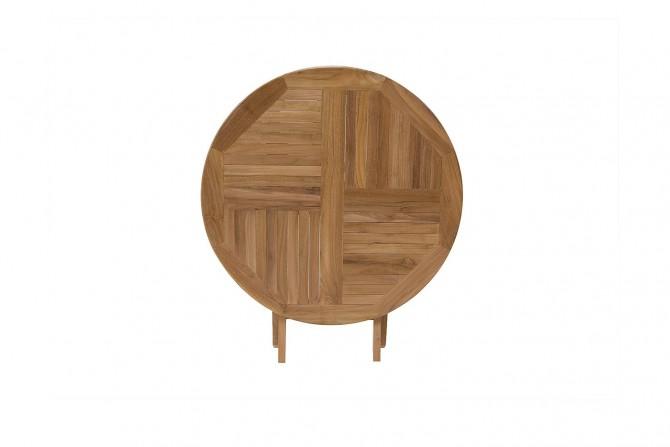 Gartentisch rund