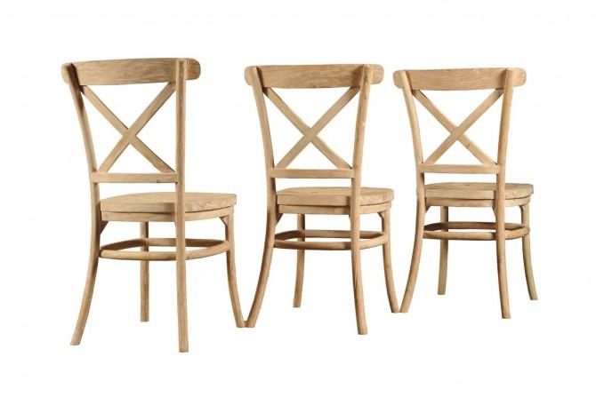 Teakholz Stühle wien
