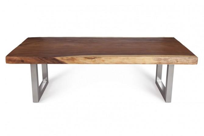 Massivholz Tisch, Platte Block, Vollholz Platte, Suar Holz, Swarholz, Kayu Meh, Esstisch, Speisetisch, Echter Tisch, Tisch aussergewöhnlich, Tisch Naturkante, Naturtisch,