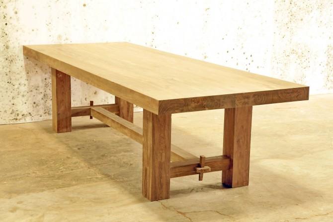 Massivholz Tisch Wien